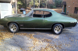 1968 Pontiac GTO For Sale In Solomons, MD 20688 image 2
