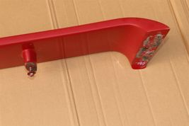 Mercedes W201 84-93 190E Cosworth Style Twin Pedestal Lorinser Wing Spoiler image 9