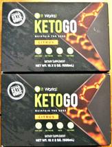 Lot of 20 - IT Works! KETOGO KETO GO Citrus Flavor, 2oz bottles - $22.95