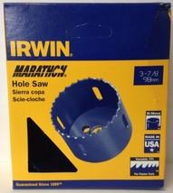 """Irwin Marathon 373378BX 3-7/8"""" Bi-Metal Hole Saw USA - $14.85"""