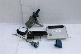 2001 MB SLK230 ECU ECM Skreem Module Ignition Switch Key Lock Manual Trans 6spd image 1