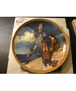 Norman Rockwell Collectors Plate Dreaming in the Attic Knowles - $3.22