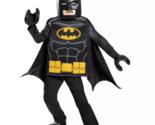 Kids' Lego Batman Movie Classic Halloween Costume M 7-8 Pants Not Included.