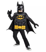 Kids' Lego Batman Movie Classic Halloween Costume M 7-8 Pants Not Included. - $24.74