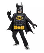 Kids' Lego Batman Movie Classic Halloween Costume M 7-8 Pants Not Included. - £17.92 GBP
