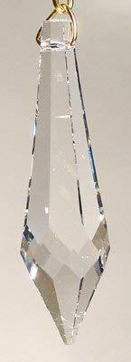 Swarovski 50mm Clear Crystal Spear Prism