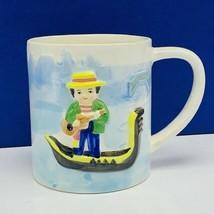 Walt Disney cup mug Its small world disneyland theme park ride Japan emb... - $38.57