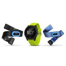 Garmin Forerunner 935 GPS Triathlon Multisport Running Wrist HR Watch Tri-Bundle - $742.63