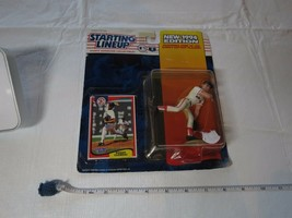 1994 Initial Gamme Roger Clemens Rouge Sox 21 Action Figurine Kenner MLB... - $10.68
