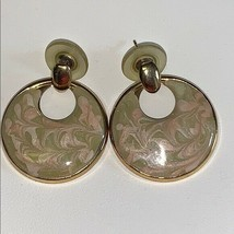 Vintage Pierced Earrings - $17.42