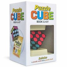Puzzle Cube Book & Kit w - $12.99