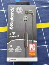 NEW Skullcandy Jib Wireless Bluetooth In-Ear Earbuds Headphones Black - $15.84