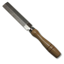 Kent 4 inch Fine Grit 200 Diamond Coated File Includes Wood Handle - $18.02