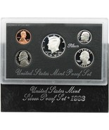 1993-S 90% Silver Proof Set United States Mint Original Government Packa... - $34.98