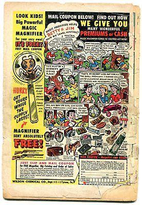 ADVENTURE COMICS #245 1958-SUPERBOY-MONSTER COVER P/FR