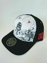 Bioworld DC Comics -DARKSEID- Jim Lee Pencil Art Snapback Cap -  2019 NWT - $16.82