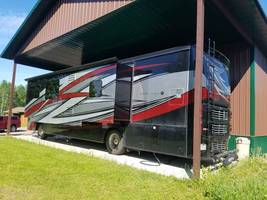 2018 NEWMAR VENTANA LE 3709 FOR SALE IN Holcombe, Wi 54745 image 2