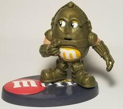 Star Wars Chocolate MPire C-3PO M&M's Hasbro Toy - $2.78