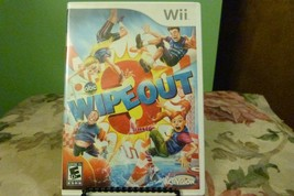 Wipeout 3 (Nintendo Wii, 2012) Good Condition NO Manual - $6.92