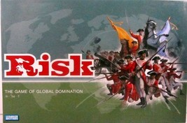 2003 Risk The Game of Global Domination Board Game - Retired - Parker Br... - $14.70