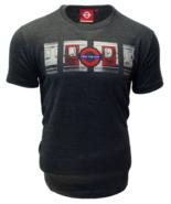 Licensed TFL™106 Unisex London Undergound™ Tube Mind the Gap™ T Shirt Ch... - $19.99