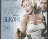 "The Seven Year Itch/Marilyn Monroe BLU-RAY Region B  ""Brand New"""