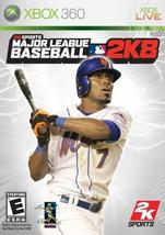 Major League Baseball 2K8 - Xbox 360 [Xbox 360] - $5.87