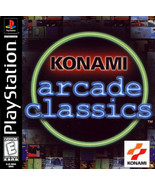 Konami Arcade Classics PS1 Great Condition Fast Shipping - $62.94