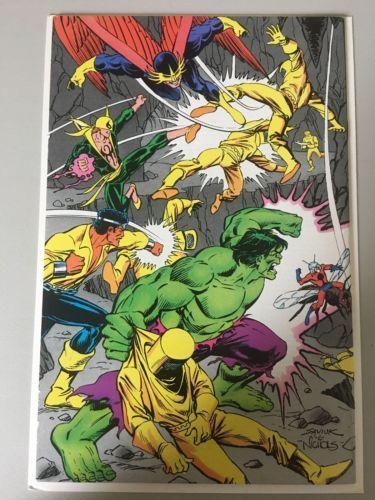 Official Marvel Index to Marvel Team-Up (1986) #6 VF Very Fine