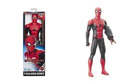 "NEW SEALED 2018 Hasbro Spider-Man Far From Home 12"" Titan Hero Action Fi... - $13.99"