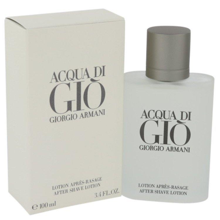 Giorgio armani acqua di gio 3.3 oz aftershave lotion