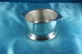 Victor S. Co Silver Soldered 6 oz Sugar Bowl wi... - $23.09