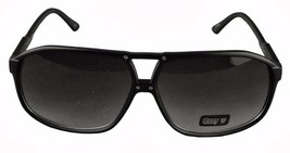 NEW Quay Eyeware Australia 1487 Matte Black 100% UV Sunglasses Sunnies Shades