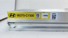 Hyundai Sonata Stereo Radio Amplifier INFINITY 96370-C1500 image 3