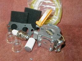 Carburetor For Ryobi RY26540 RY28020 RY28040 RY26500B SS30 SS26 Air Filt... - $12.93