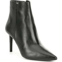 """New in Box Michael Kors Dorothy Flex Leather Pointed Toe Mid Booties 4"""" Heel 9.5 - $159.99"""