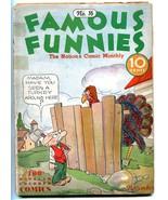 Famous Funnies #16 1935- Buck Rogers- Joe Palooka- POOR - $88.27