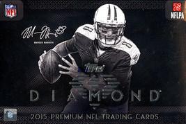 2015 Topps Diamond Football Hobby Box - Factory Sealed! - $250.00