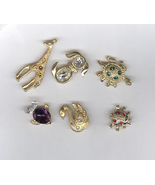 Animal Stick Pins Choice of Pins Costume Jewelry - $5.99