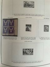 MNH 1938-1984 US Plate Block Collection Stamp Album Harris United States USA image 5