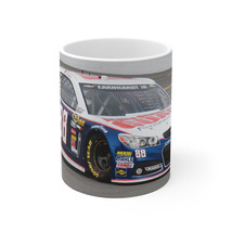 Dale Earnhardt Jr 88 NASCAR Coffee Cup GIft Mug - $13.99