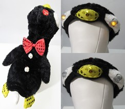 Pet Sequin Penguin Light Up Eyes Costume Sz S, M & L NEW - $6.99