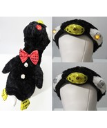 Pet Sequin Penguin Light Up Eyes Costume Sz S, M & L NEW - $9.79