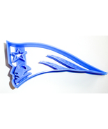 New England Patriots NFL Football Sports Logo Cookie Cutter 3D Printed USA PR979 - $2.99