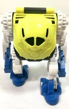 Transformers Marvel white and Blue Figure 2008 preowned - $2.99