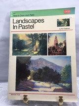How To Draw And Paint Landscapes In Pastel Ken Goldman Medium Pastel G2 - $9.99