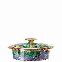 Versace by Rosenthal Jungle Animalier Covered vegetable bowl - $915.70