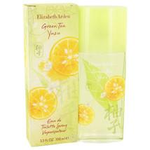 Green Tea Yuzu by Elizabeth Arden Eau De Toilette Spray 3.4 oz (Women) - $29.36