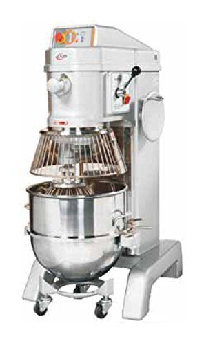 Primary image for Axis Equipment AX-M80 Stainless Steel Commercial Planetary Mixer, 80 quart Capac