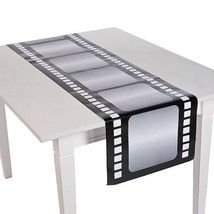 Premier Movie Night Paper Table Runner New Film Party - £11.30 GBP